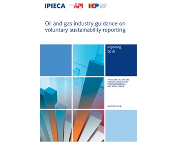 ESG Industry Guidelines on Reporting for Oil & Gas Industry